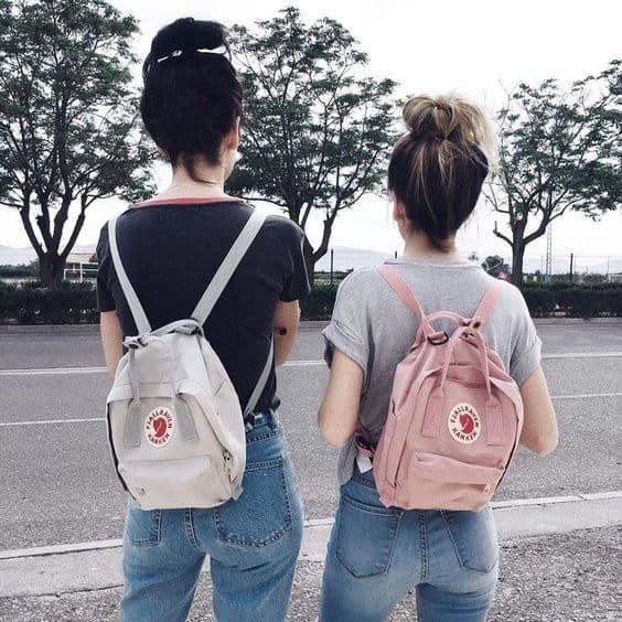 Fjallraven Kanken Mini Backpack For Everyday Use